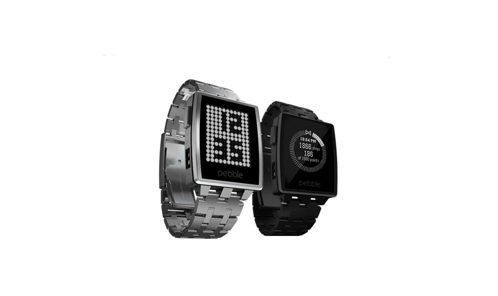 pebble steel top smartwatches 2014