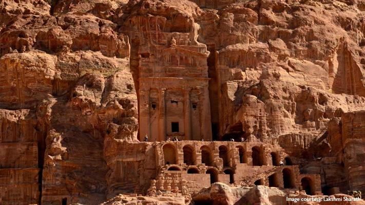 petra must visit unesco world heritage site jordan