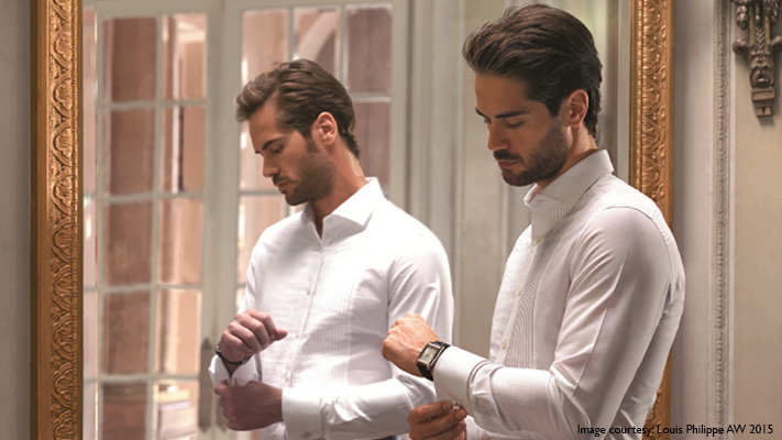 pick the right fabric for dress shirts