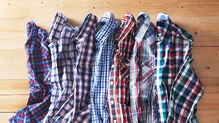 plaid shirt must pack item for winter break