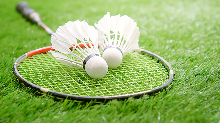 playing badminton increases bone density