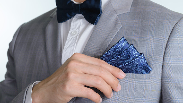 pocket squares perfect flamboyant appearance