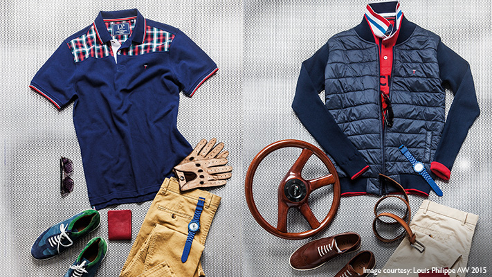 polo shirt khaki stylish sporty look