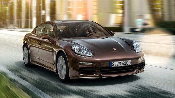 porsche panamera best selling luxury cars 2014