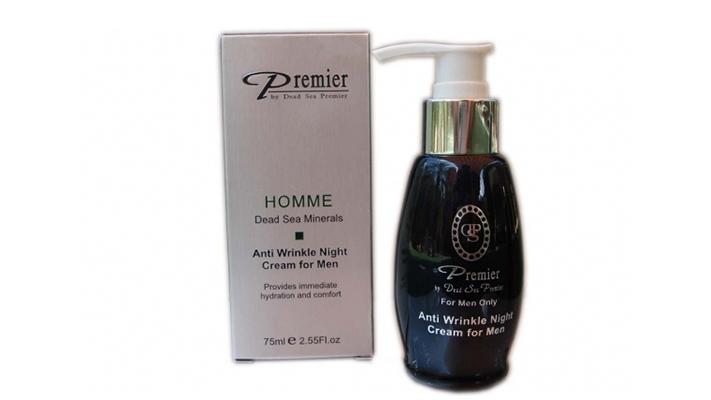 Premier dead sea mens best anti wrinkle creams for men