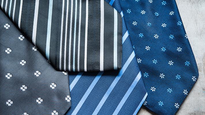 printed tie stylish accent festive season