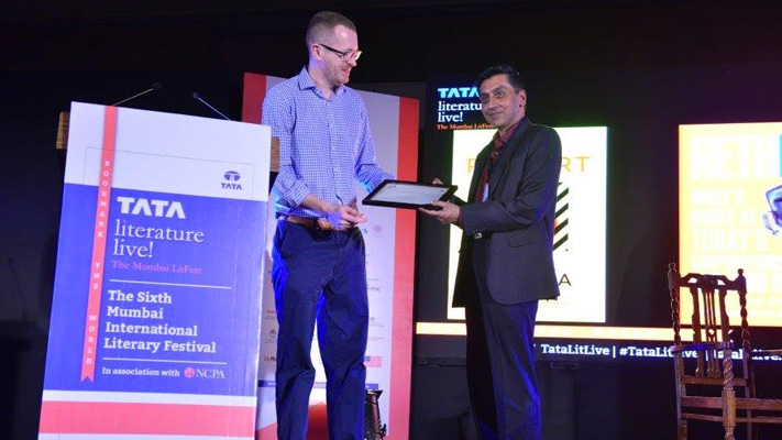 professor tt ram mohan awarded with business book of the year