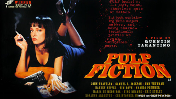pulp fiction a must watch movie of the 90s
