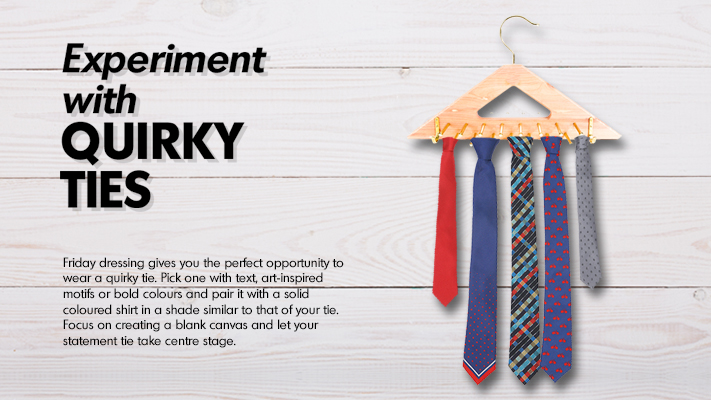 quirky ties for perfect semi formal attire