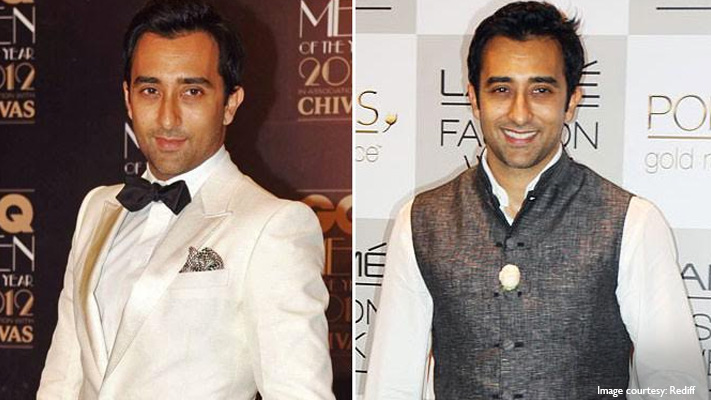 rahul khanna in his classy outfit and bandhgala style