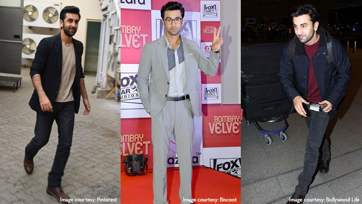 ranbir kapoor best style inspiration for mens fashion