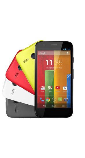 Motorola Moto G performance