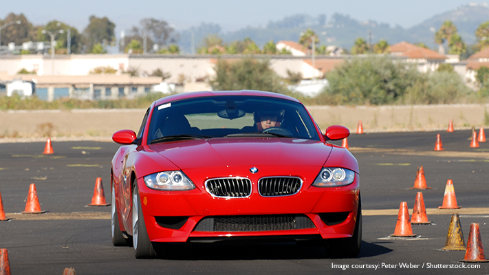 review of the stunning bmw z4