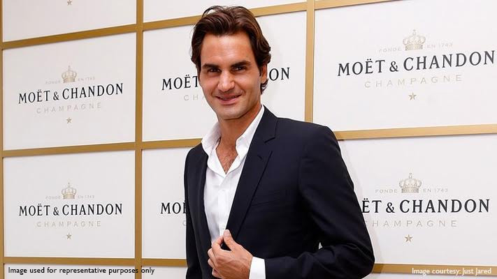 roger federer unique sense of style