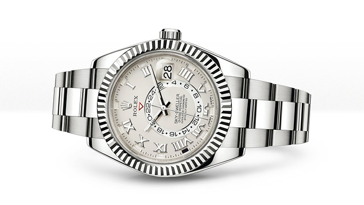 Rolex Oyster perpetual sky dweller top mens watches