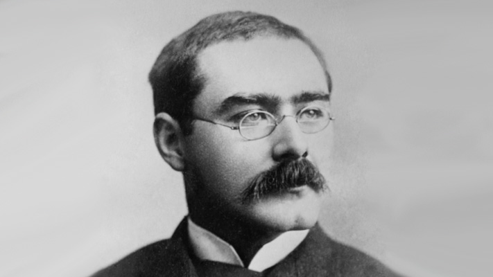 rudyard kipling reveals his love to play golf