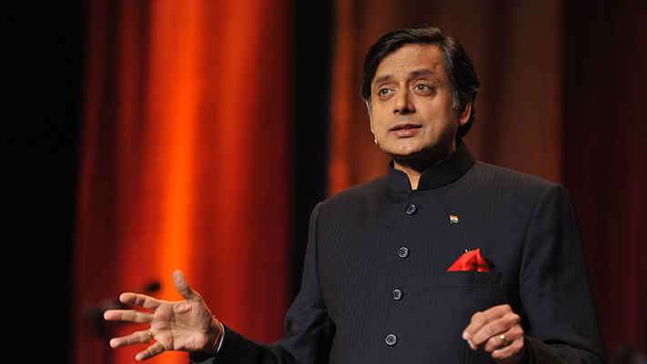 shashi tharoor well tailored bandhgala style