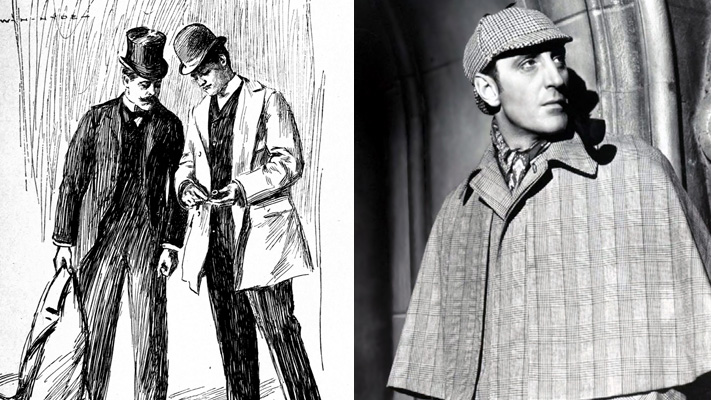 sherlock holmes most fashionable fiction character