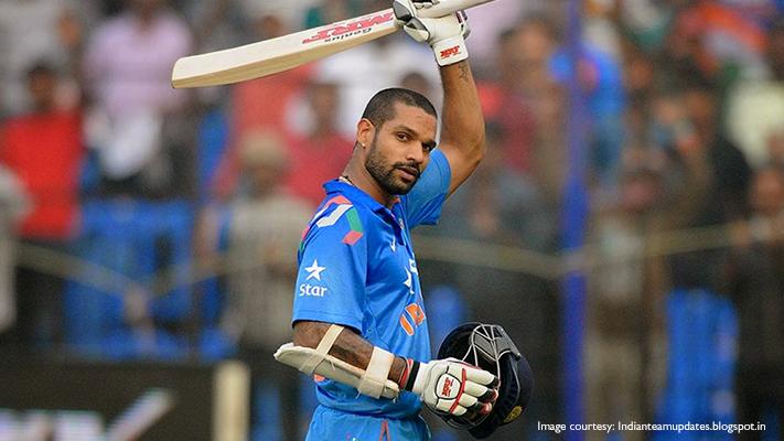 shikhar dhawan top batsmen ipl 8