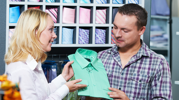 Shirt buying guide for men