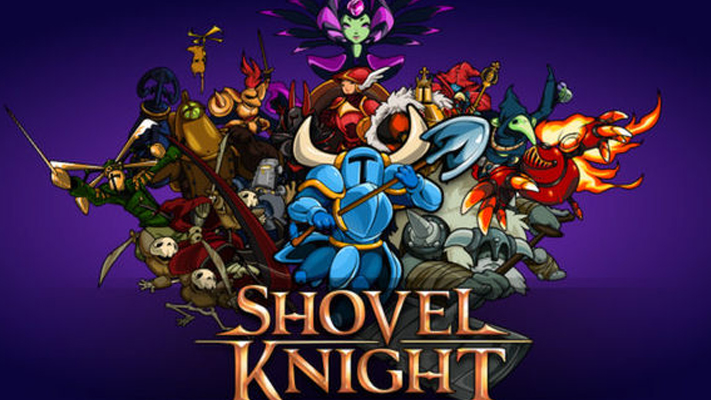 Shovel Knight best action video Games