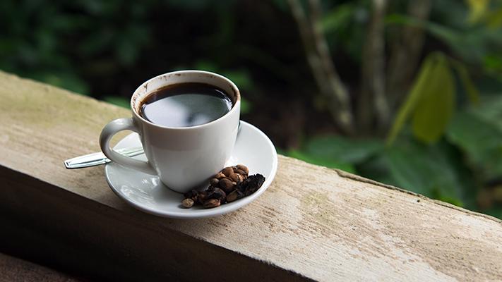 sip on kopi luwak coffee indonesia