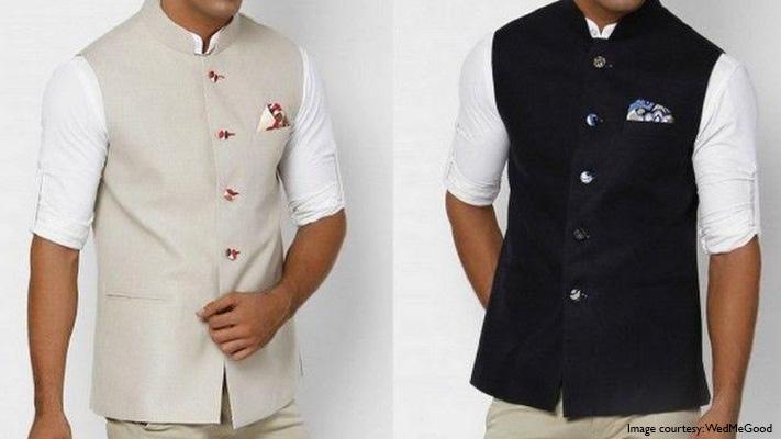 smart casual nehru jacket to wear republic day