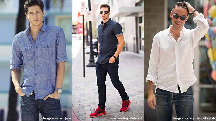 Summer Look Mens Fashion
