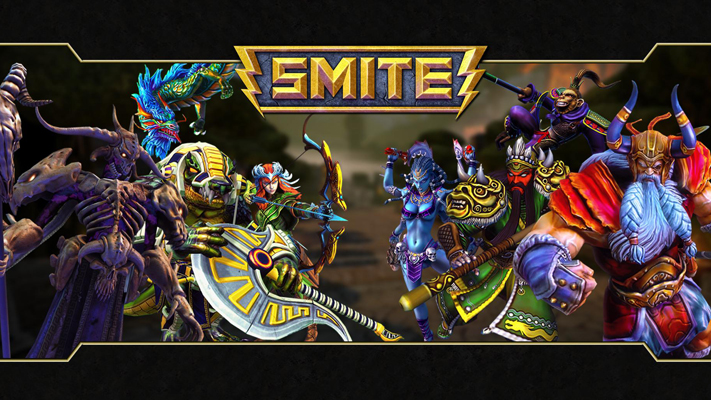 Smite top third person action Games
