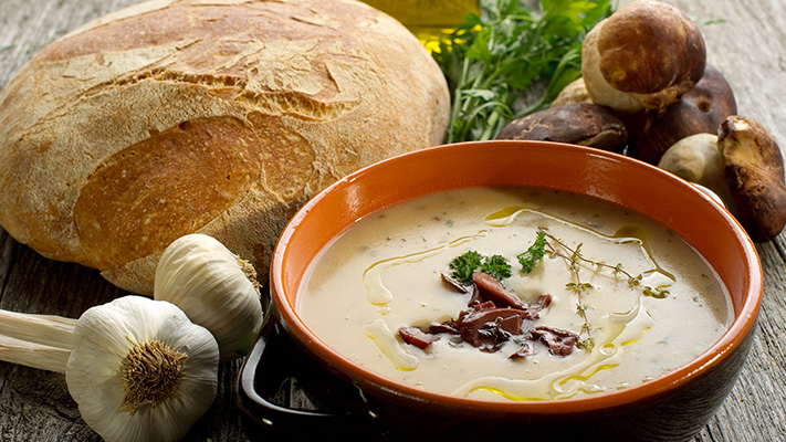 soup quintessential food during monsoon