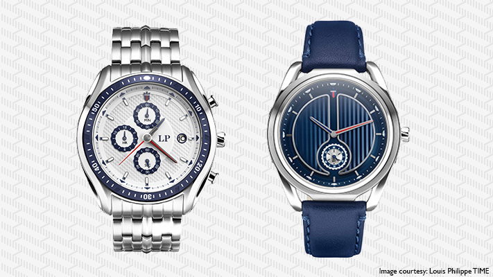 sporty watch atheletic look