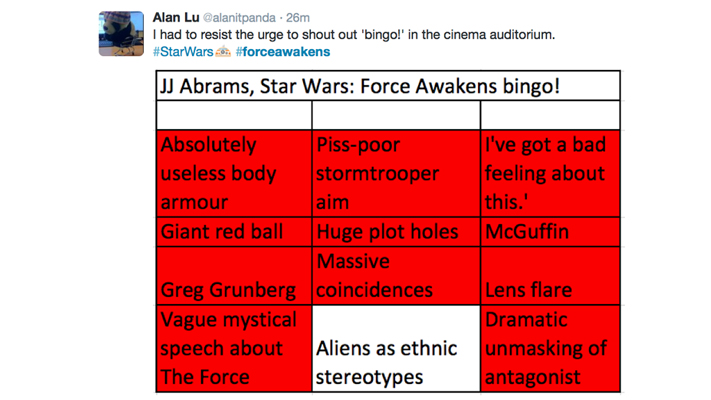 star wars movie critics review