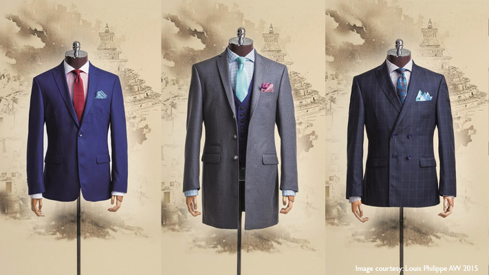 stylish 2 button and 3 button suit jackets