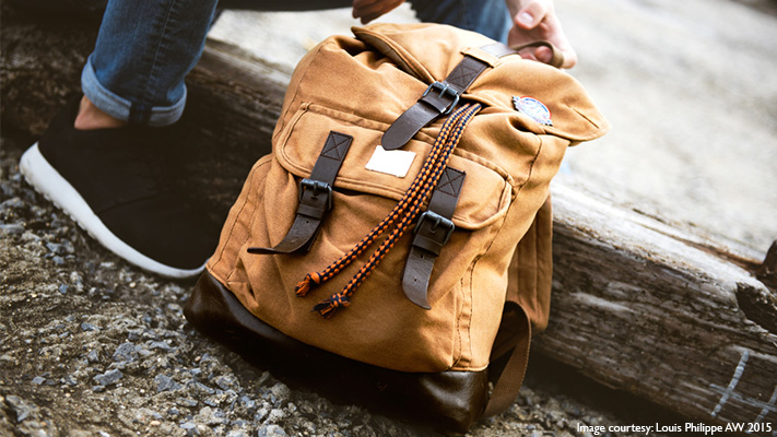 stylish bagpack carry accessories for weekend
