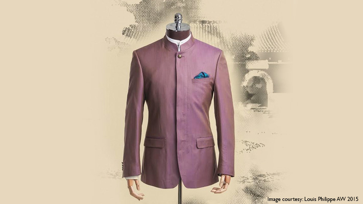 stylish bandhgala outfir diwali season