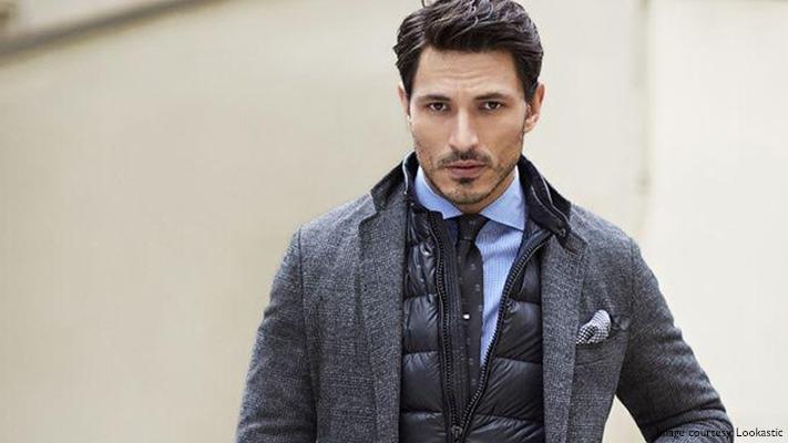 stylish gilet jacket for men