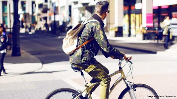 stylish khaki pants camouflage print