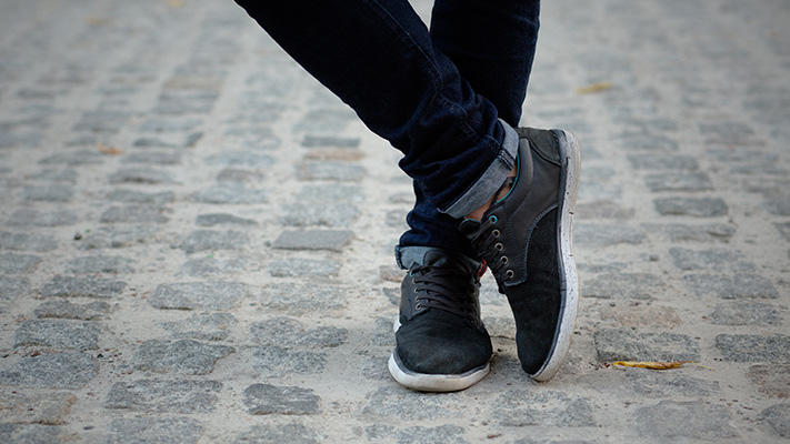 stylish sneakers for perfect movie date
