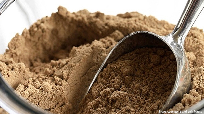 super diet crickets flour form high quality protein fibre