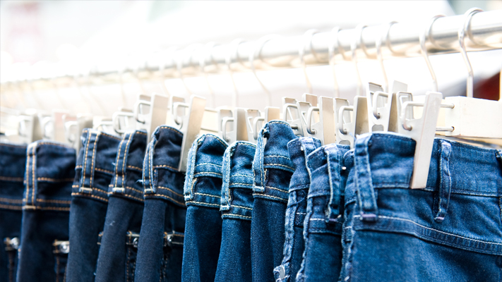 taking care of jeans
