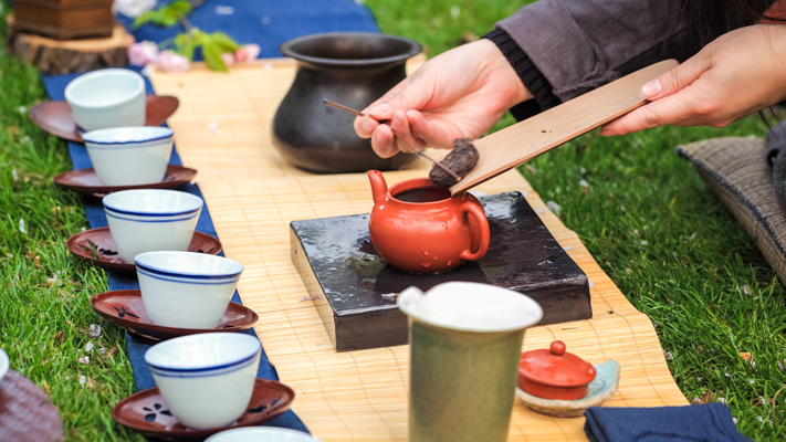 Tea Ceremony Top Scams In South East Asia