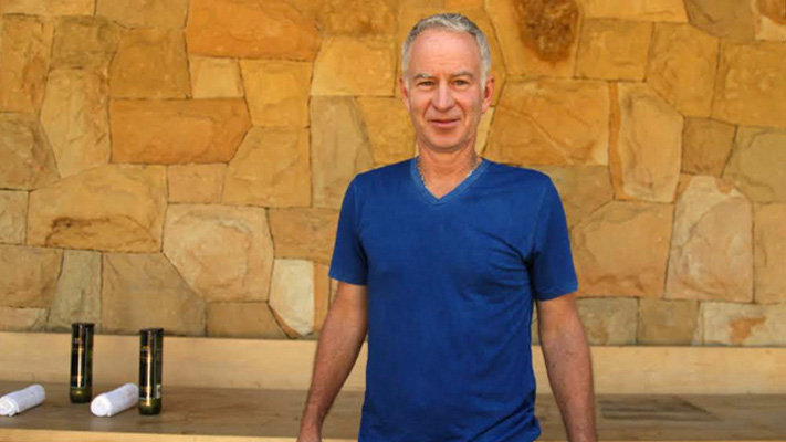 tennis icon john mcenroe in pursuit of excellence