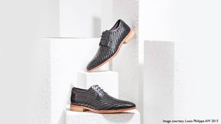textured shoes dressing for festive season