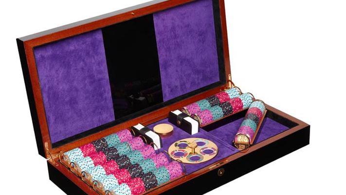 The Buckingham PokerBox