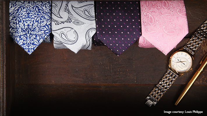 the complete guide to wear printed ties