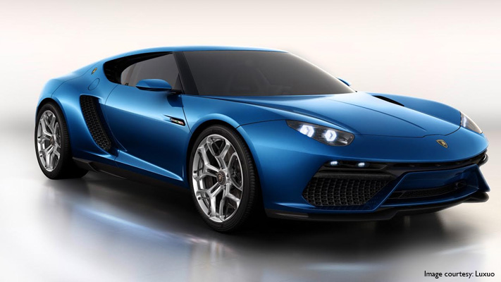 the launch of asterion hybrid sports car