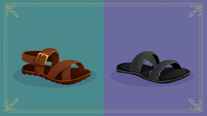 tips to pick right summer sandal style