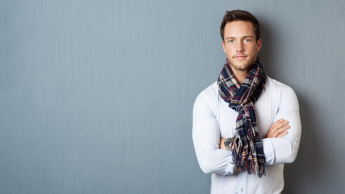 tips to wear scarf in summer