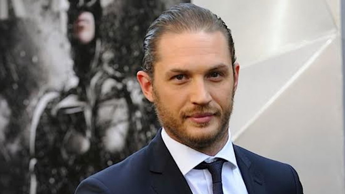 tom hardy the sexiest actor of hollywood