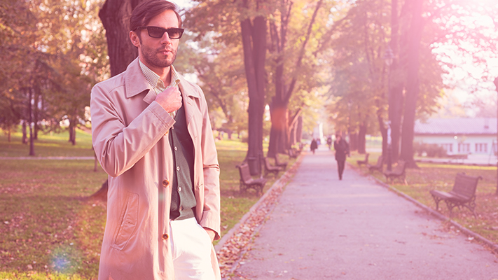 trench coat a perfect outfit to wear in 30s